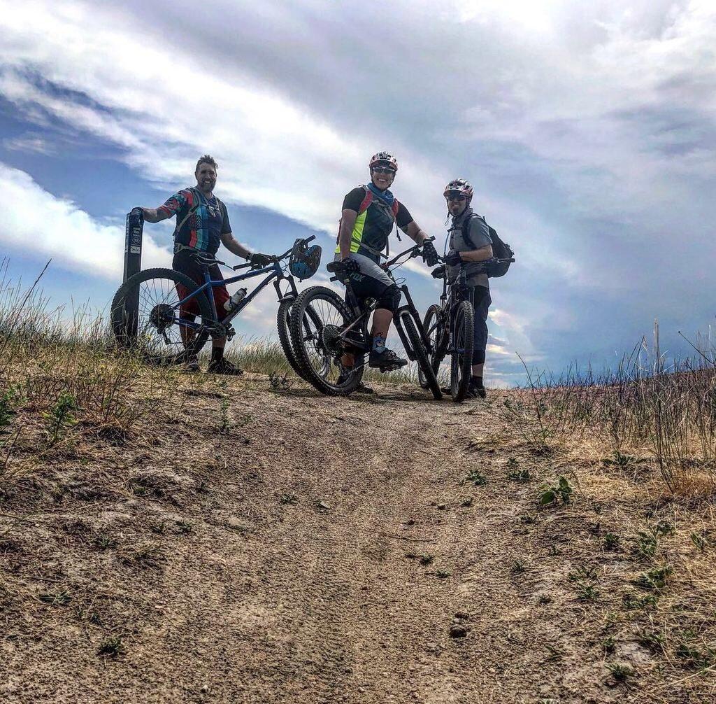 1st Annual Boise Mountain Bike Festival - SWIMBA